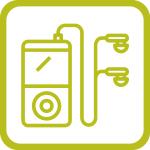 Lecteurs audio/vidéo portables