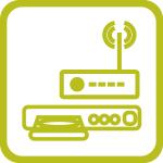 Systèmes audio/vidéo